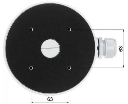Распределительная коробка Hikvision DS-1280ZJ-M