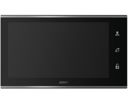 Видеодомофон Arny AVD-730 2MPX Black