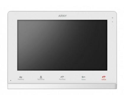 IP видеодомофон ARNY AVD-1025-AHD White