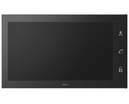 IP видеодомофон Arny AVD-1060 2MPX WiFi Black