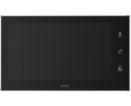 Видеодомофон Arny AVD-740 2MPX Black