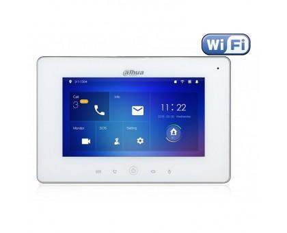 Wi-Fi IP видеодомофон Dahua DHI-VTH5221DW-S2