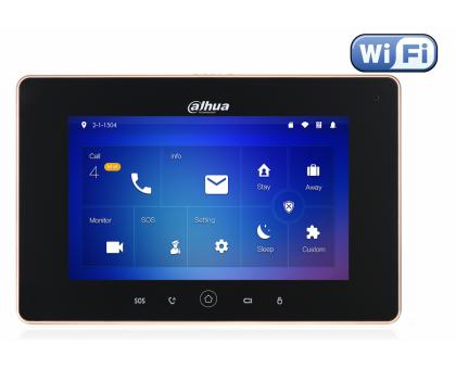Wi-Fi IP видеодомофон Dahua DHI-VTH5221D-S2