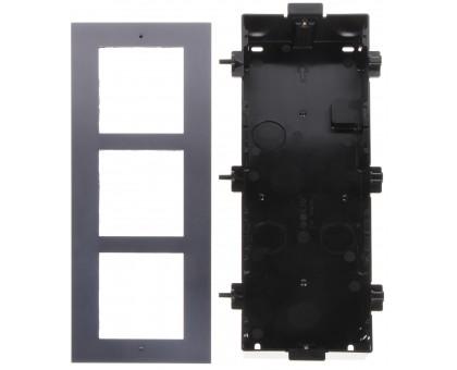 Декоративная рамка расширения для модулей Hikvision DS-KD-ACF3/PLASTIC