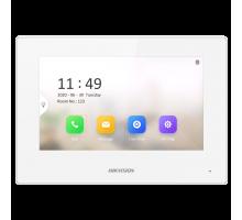 "7"" IP видеодомофон Hikvision DS-KH6320-LE1/White"