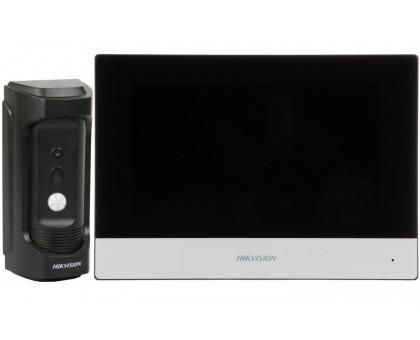 Комплект IP домофона Hikvision DS-KH6320-TE1+DS-KB8113-IME1
