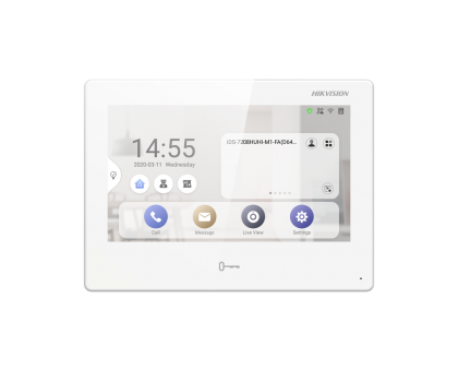 """7"""" IP видеодомофон с Android Hikvision DS-KH9310-WTE1"""