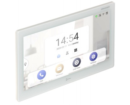 "10"" IP видеодомофон Hikvision DS-KH9510-WTE1"