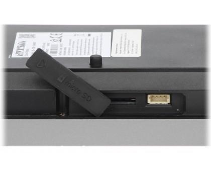 2 Мп IP вызывная панель на одного абонента c ИК подсветкой и Wi-Fi Hikvision DS-KV8113-WME1/Flush