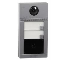 2 Мп IP вызывная панель на 2 абонента c Wi-Fi Hikvision DS-KV8213-WME1