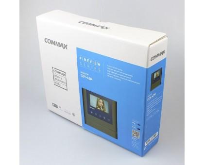 Видеодомофон Commax CDV-43M Blue + Dark Silver