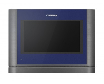 Видеодомофон Commax CDV-704MA Blue + Dark Silver