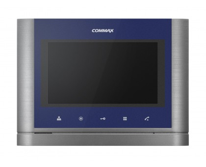 Видеодомофон Commax CDV-70M Blue + Dark Silver