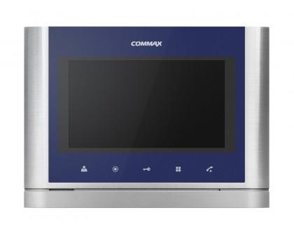 Видеодомофон Commax CDV-70M Blue + Silver