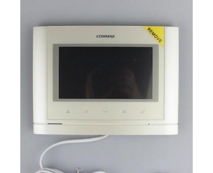 Видеодомофон Commax CDV-70M Blue + Dark Silver