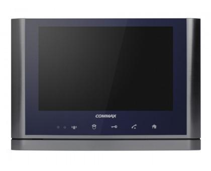 IP видеодомофон Commax CIOT-1020M Blue + Dark Silver