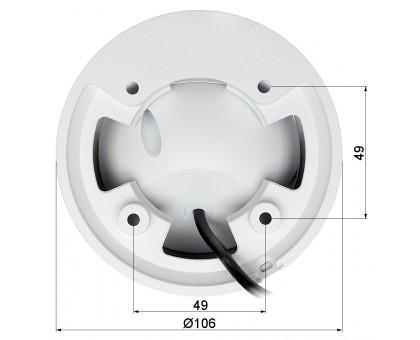 2 МП HDCVI видеокамера Dahua DH-HAC-HDW1200EMP-A-S3 (3.6 мм)