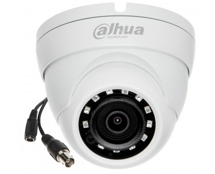 2 МП 1080p HDCVI видеокамера Dahua DH-HAC-HDW1220MP-S3 (2.8 мм)