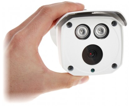 4 МП HDCVI видеокамера Dahua DH-HAC-HFW1400DP-B (3.6 мм)