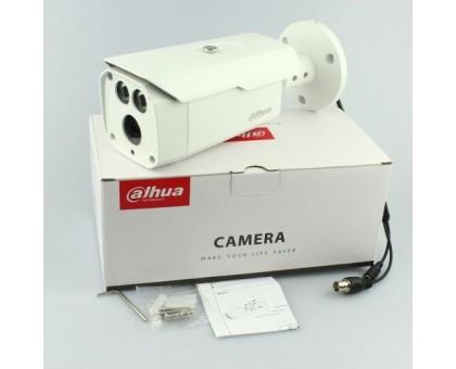 4 МП HDCVI видеокамера Dahua DH-HAC-HFW1400DP-B (6 мм)
