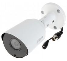 2 МП HDCVI видеокамера Dahua DH-HAC-HFW1200TP (2.8 мм)