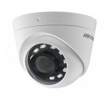 2Мп Turbo HD видеокамера с встроенным балуном Hikvision DS-2CE56D0T-I2PFB (2.8 ММ)
