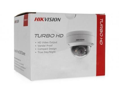2 Мп Turbo HD видеокамера Hikvision DS-2CE56D8T-VPITE