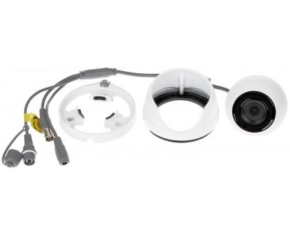 5.0 Мп Turbo HD видеокамера Hikvision DS-2CE56H0T-ITMF (2.8 мм)