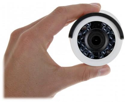 1.0 Мп Turbo HD видеокамера Hikvision DS-2CE16C0T-IRF (3.6 мм)