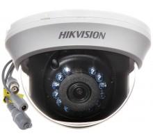 1.0 Мп Turbo HD видеокамера Hikvision DS-2CE56C0T-IRMMF (2.8 мм)