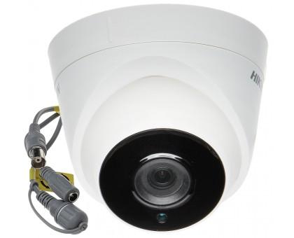 2.0 Мп Turbo HD видеокамера Hikvision DS-2CE56D0T-IT3F (2.8 мм)