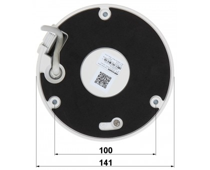2Мп IP видеокамера Hikvision DS-2CD1721FWD-IZ