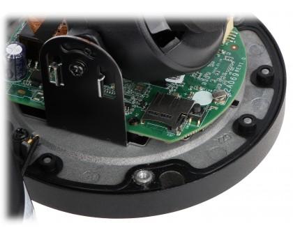 4 Мп ИК купольная видеокамера Hikvision DS-2CD2143G0-I (2.8 мм) (BLACK)