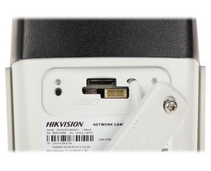 4 Мп IP видеокамера Hikvision DS-2CD2T45G0P-I (1.68 mm)