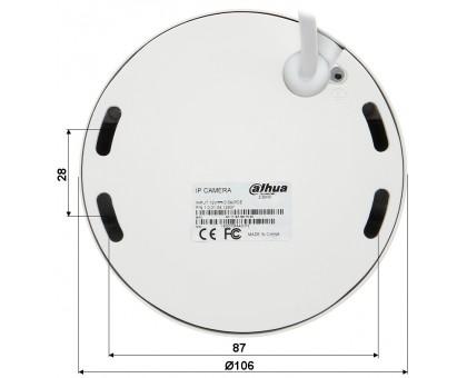 4Mп IP видеокамера Dahua DH-IPC-HDBW2431FP-AS-S2 (2.8ММ)