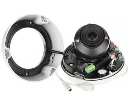 4Мп купольная IP видеокамера с алгоритмами AI Dahua DH-IPC-HDBW5442EP-ZE