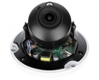 4Мп купольная IP видеокамера с алгоритмами AI Dahua DH-IPC-HDBW5442RP-ASE (2.8ММ)