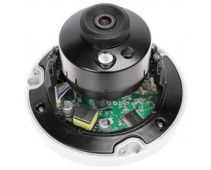 5Мп купольная IP видеокамера с алгоритмами AI Dahua DH-IPC-HDBW5541RP-ASE (2.8ММ)