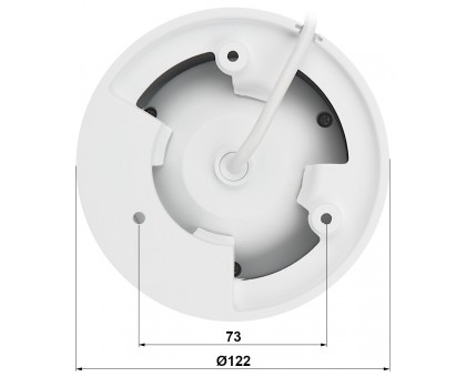 2Мп IP видеокамера Dahua DH-IPC-HDW1230T1P-ZS-S4 (2.8-12)
