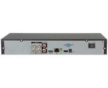 4-канальный Penta-brid 1080p видеорегистратор Dahua DH-XVR5104H-I