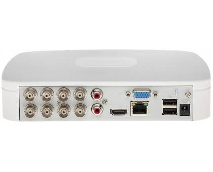 8-канальный 1080p XVR Dahua DH-XVR5108C-X