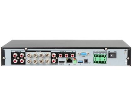 8-канальный 4K XVR с AI  Dahua DH-XVR7108HE-4KL-I