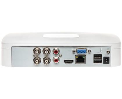 4-канальный 720p регистратор Dahua DHI-XVR4104C-X1