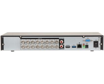 16-канальный 4K XVR Dahua DH-XVR5116H-4KL-X