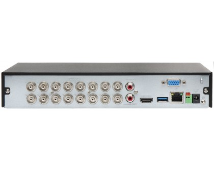 16-канальный 1080p XVR видеорегистратор Dahua XVR5116HS-X