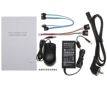 8-канальный 4K XVR Dahua DHI-XVR5208AN-4KL-X