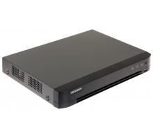 8-канальный Turbo HD видеорегистратор Hikvision DS-7208HQHI-K1/4audio