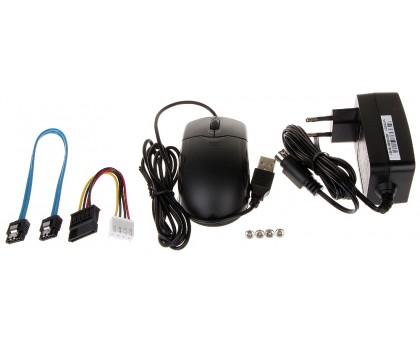 4-канальный Turbo HD видеорегистратор Hikvision DS-7204HTHI-K1