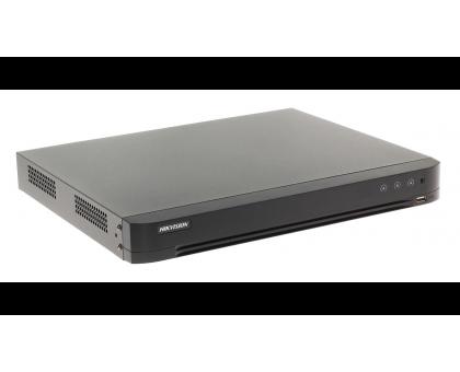 8-канальный Turbo HD видеорегистратор Hikvision DS-7208HTHI-K2
