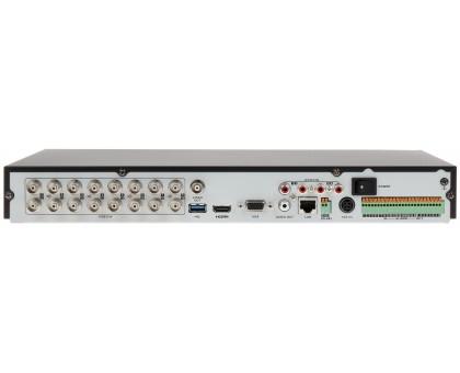 16-ти канальный Turbo HD видеорегистратор Hikvision DS-7216HQHI-K2/4audio
